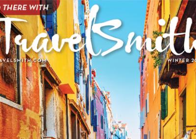 TravelSmith Rebranding